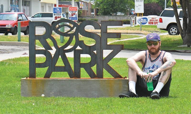 Mike Brown Rose Park