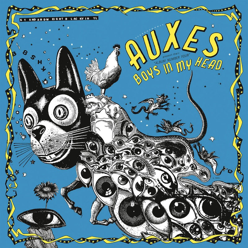 Review: Auxes – Boys In My Head