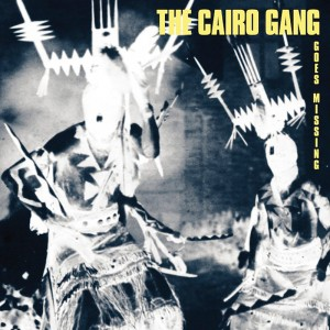 the cairo gang goes missing album cover