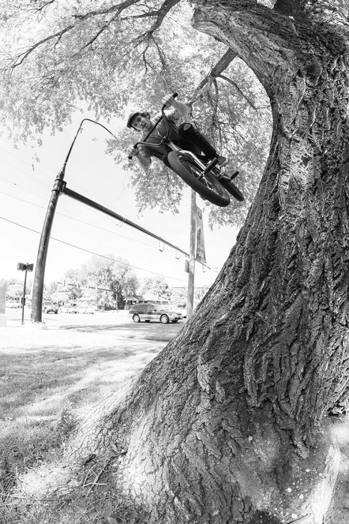 BMX Photo Feature: Eric Stewart