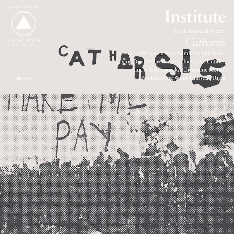Review: Institute – Catharsis