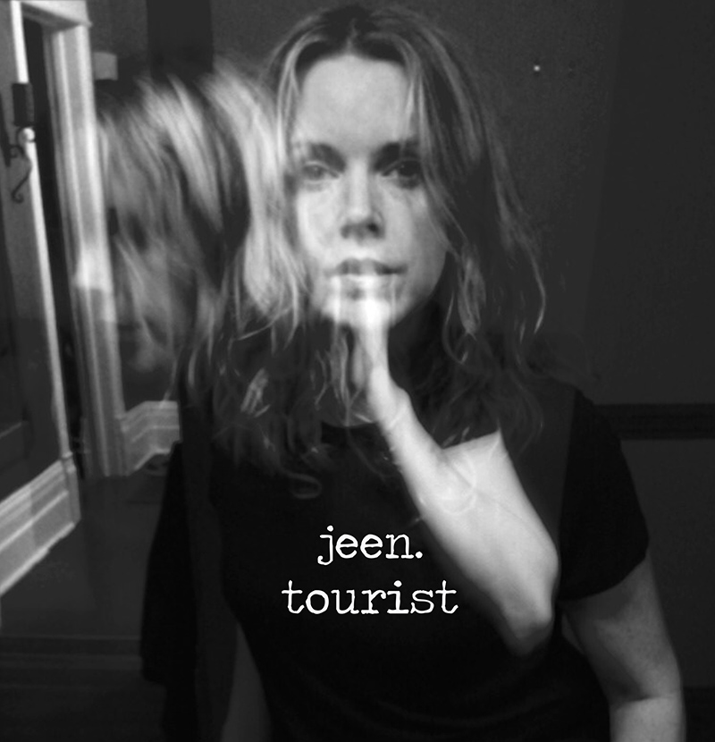 jeen tourist album cover