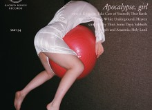 jenny hval apocalypse girl album cover