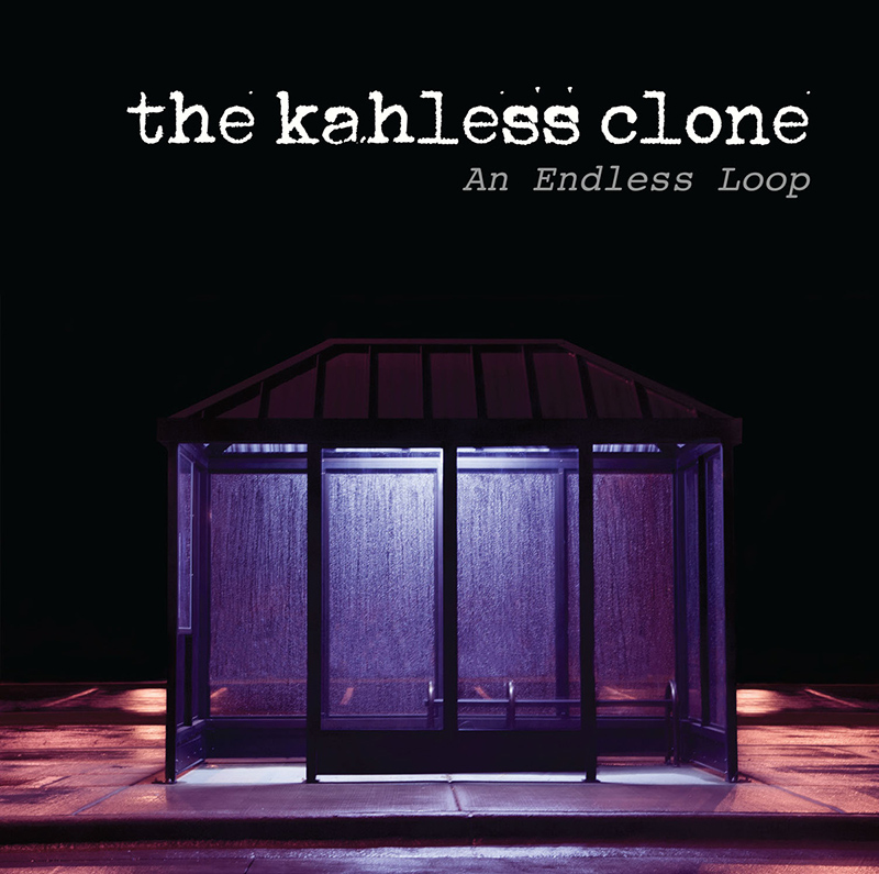 the kahless clone endless loop album cover