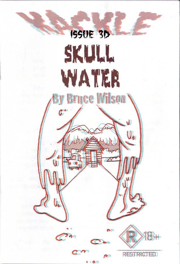 Review: Kackle Issue 3D: Skull Water