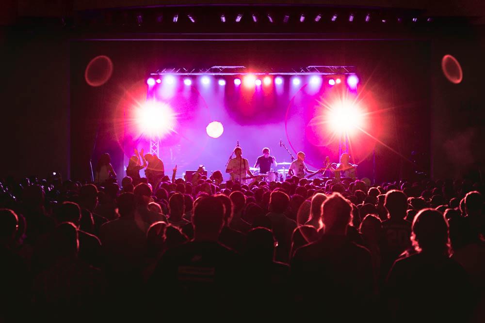 Givestock Festival at the Gallivan Center