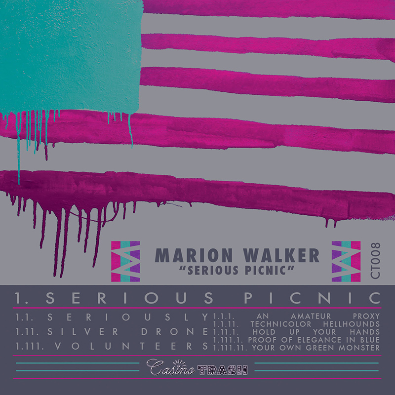 Review: Marion Walker – Serious Picnic