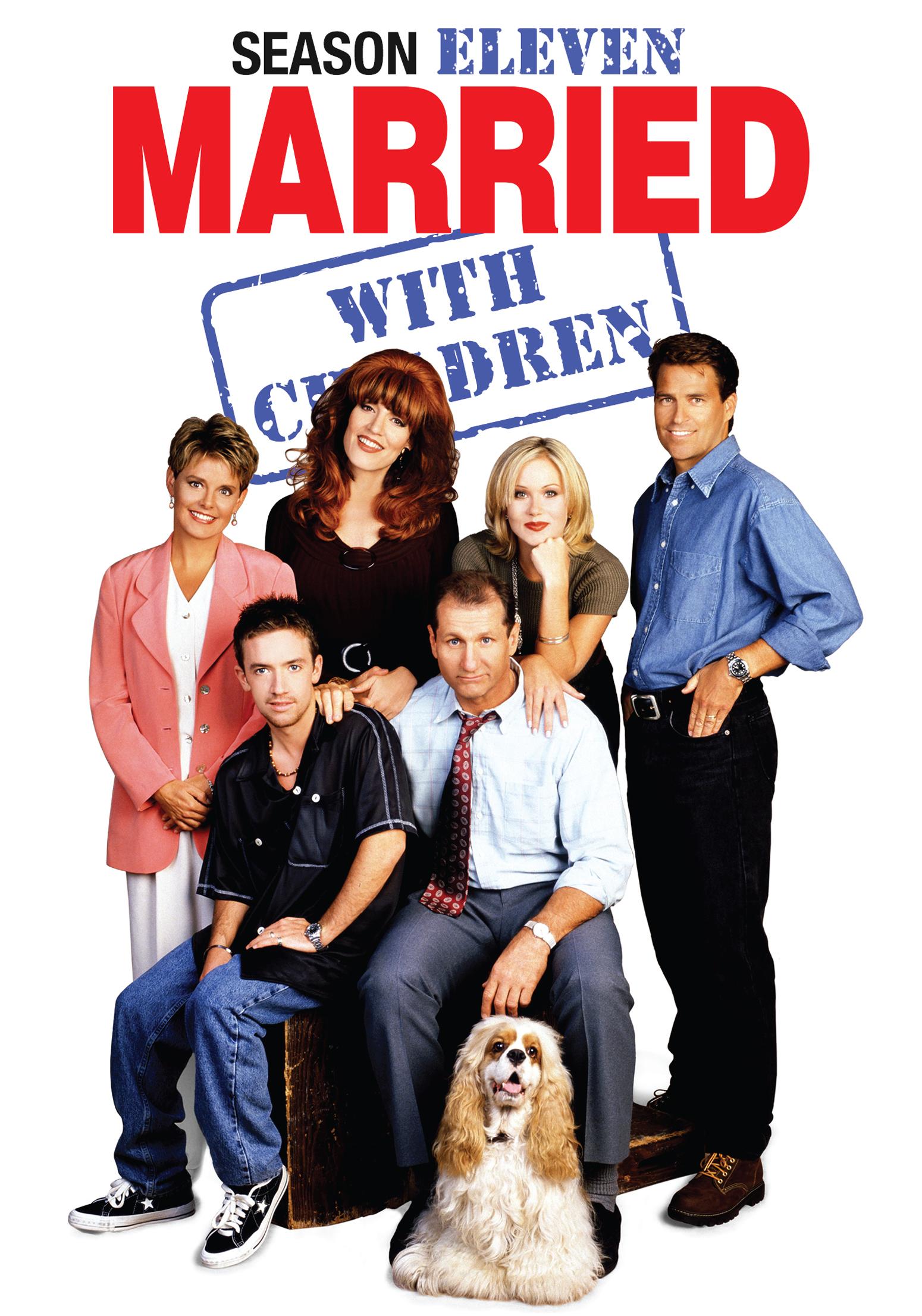 De cast van Married with Children: toen vs nu - Chicklit