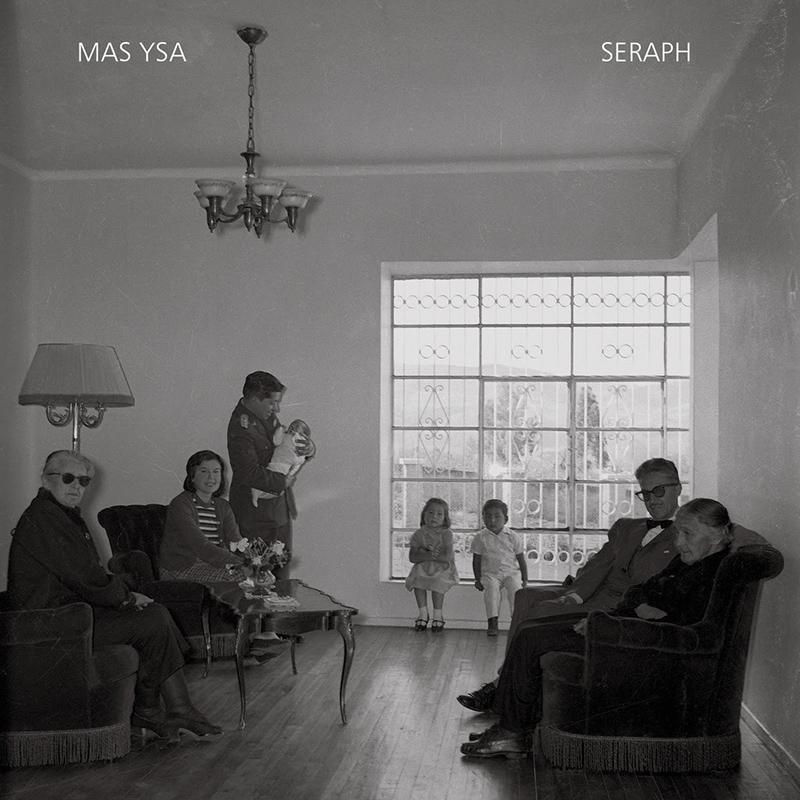 mas ysa seraph album cover