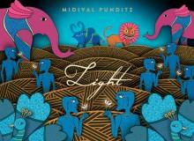 MIDIval Punditz Light album cover
