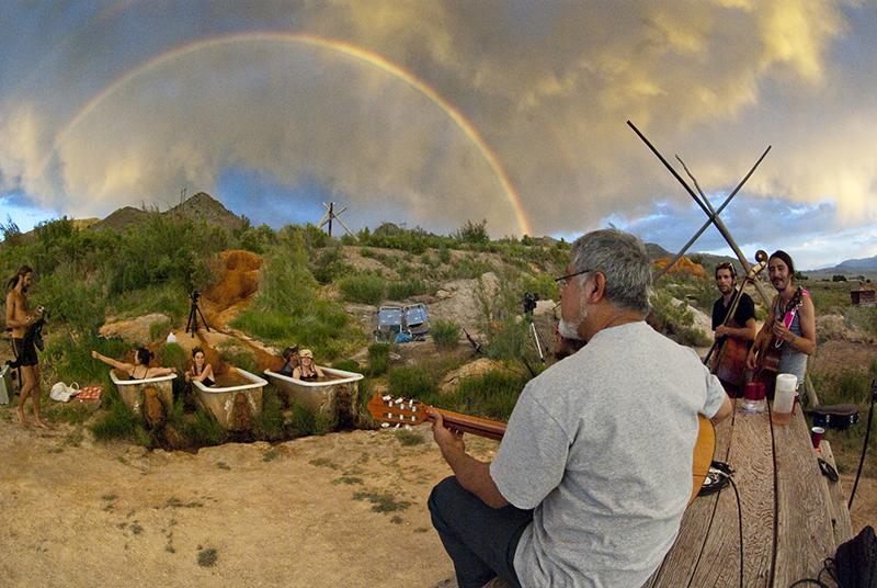 Mystic Hot Springs Music Festival: A Bubbling Affair