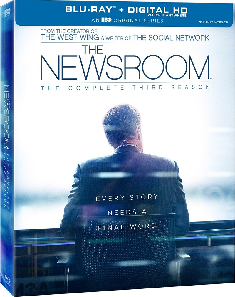 Review: The Newsroom: The Complete Third Season