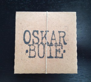 oskar buie bare ep album cover