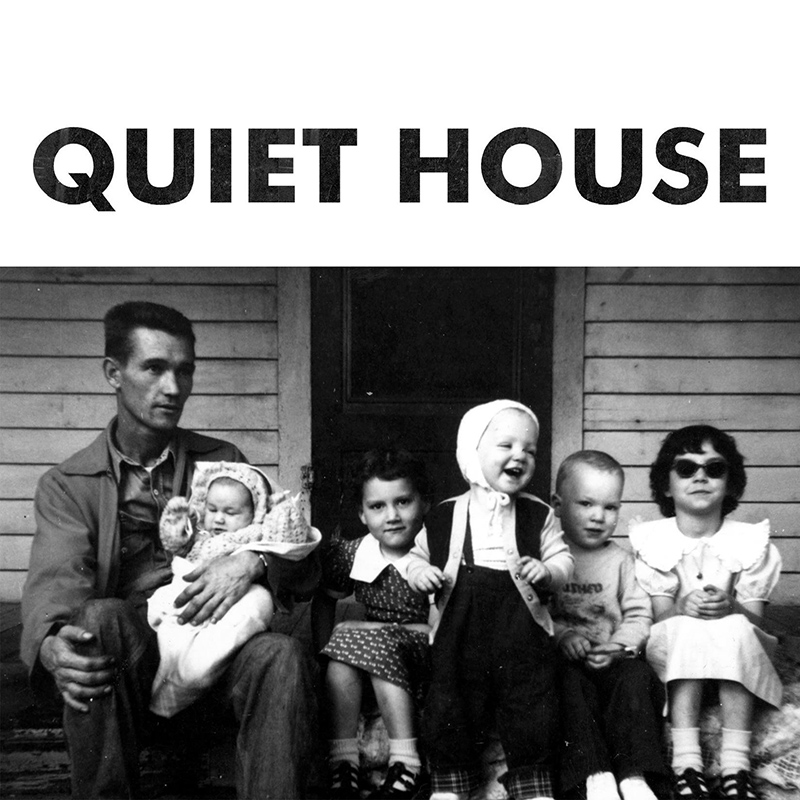 Local Review: Quiet House – Self-Titled
