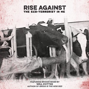 rise against the eco-terrorist in me album cover