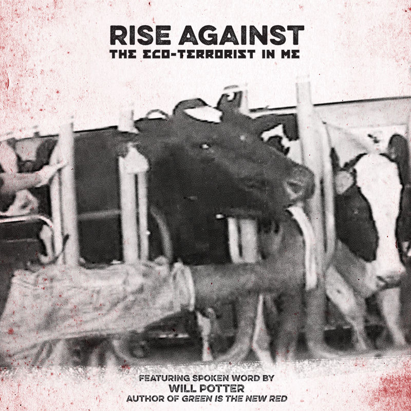 Review: Rise Against – The Eco-Terrorist In Me 7″