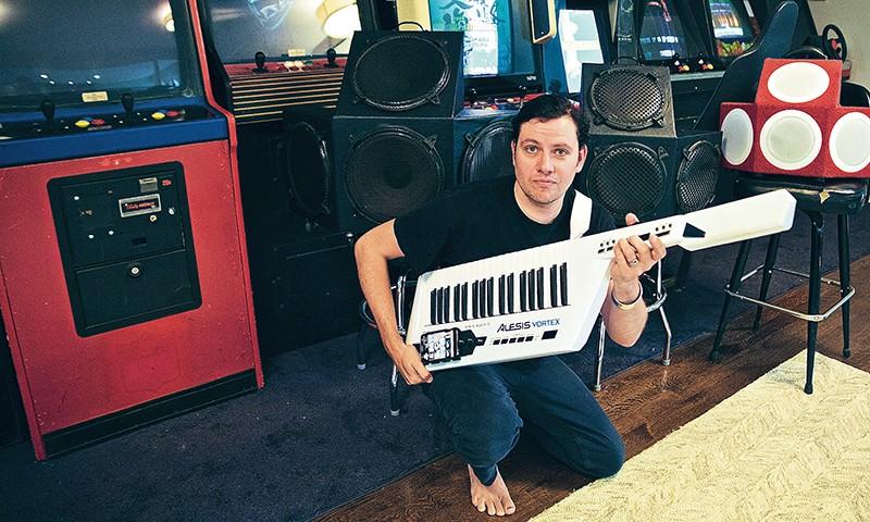 Dave Payne, Rest 30 Records