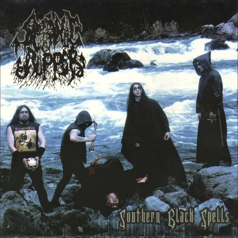 Review: Satanic Ripper – Southern Black Spells
