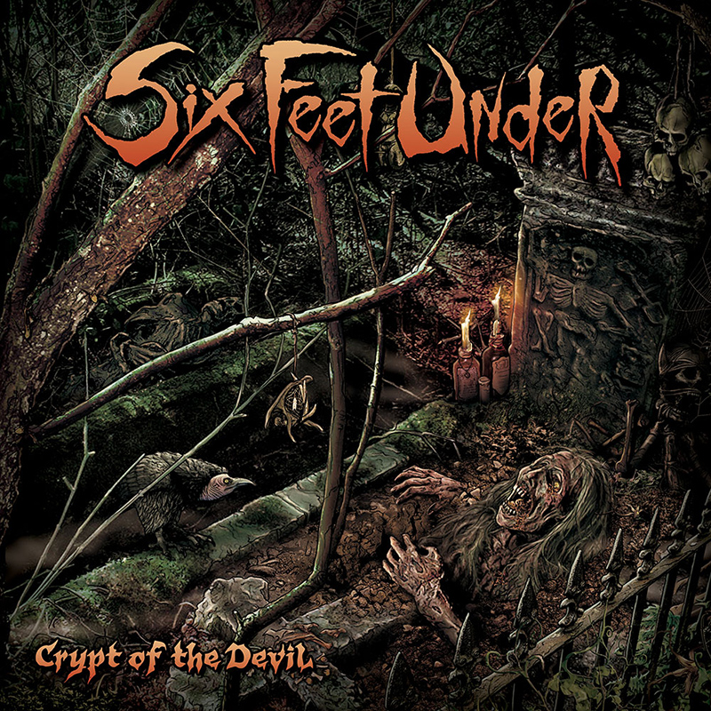 Review: Six Feet Under – Crypt of the Devil