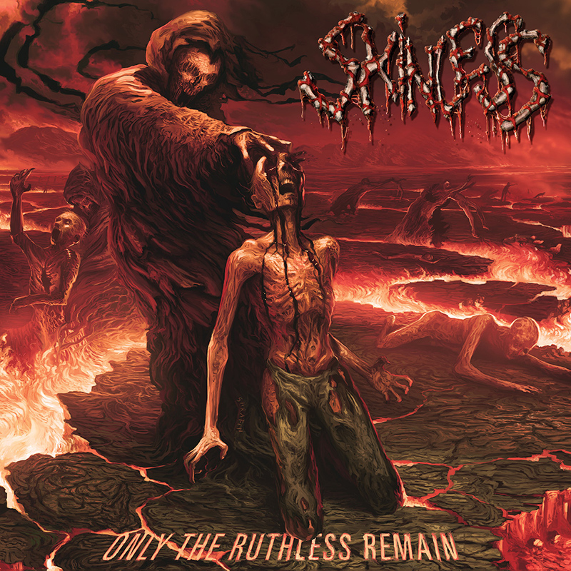 Review: Skinless – Only the Ruthless Remain