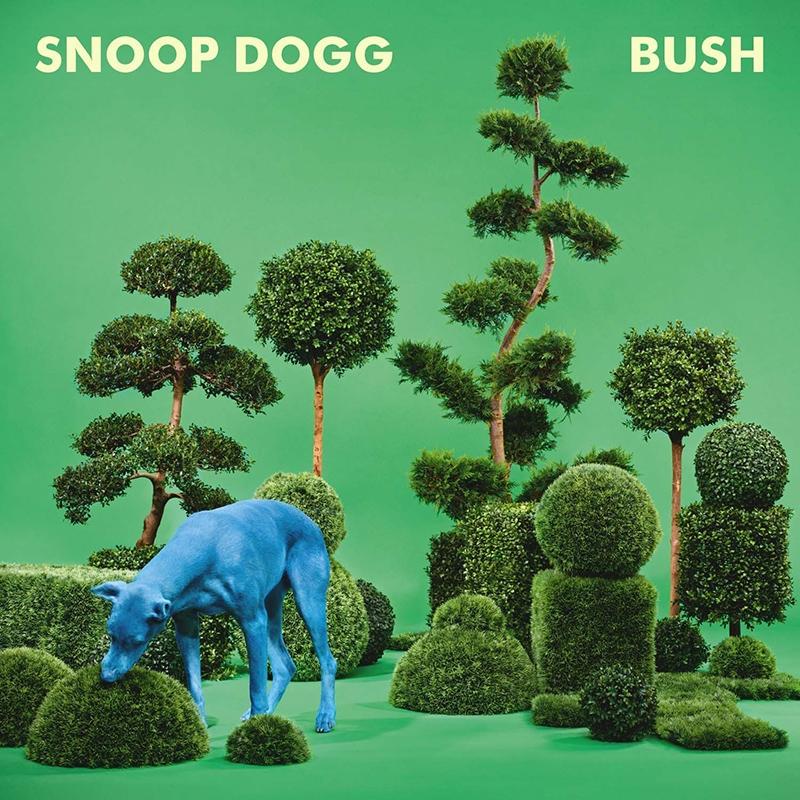 Snoop-Dogg-Bush album cover