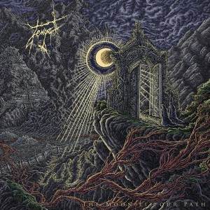 Tempel-The-Moon-Lit-Our-Path album cover