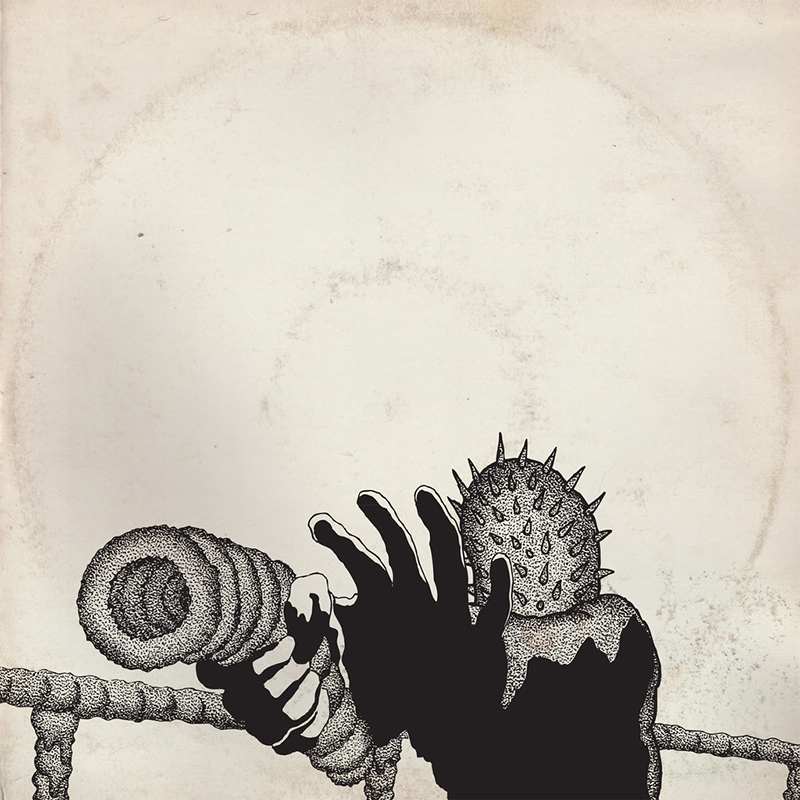 Thee-Oh-Sees-Mutilator-Defeated-At-Last album cover