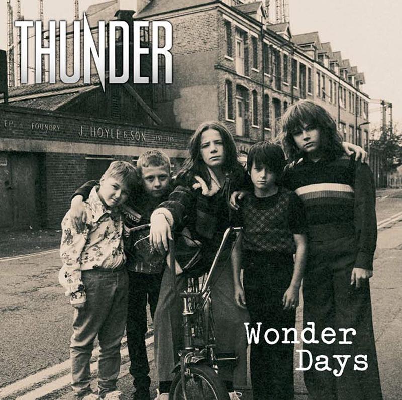 Review: Thunder – Wonder Days