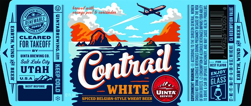 Uinta Contrail White