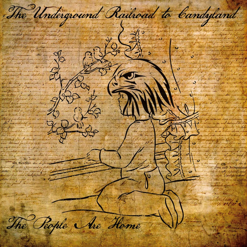 Review: Underground Railroad to Candyland – The People Are Home