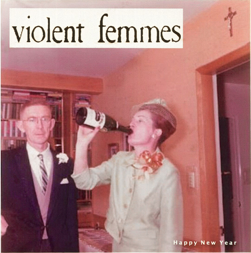 Review: Violent Femmes – Happy New Year EP