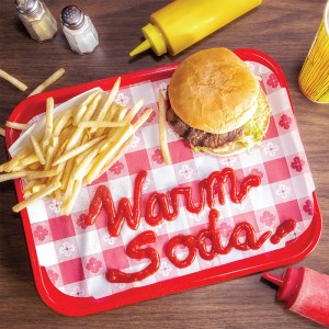 Warm Soda cover