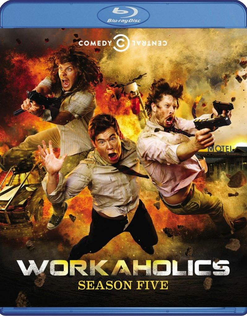 Review: Workaholics: Season Five