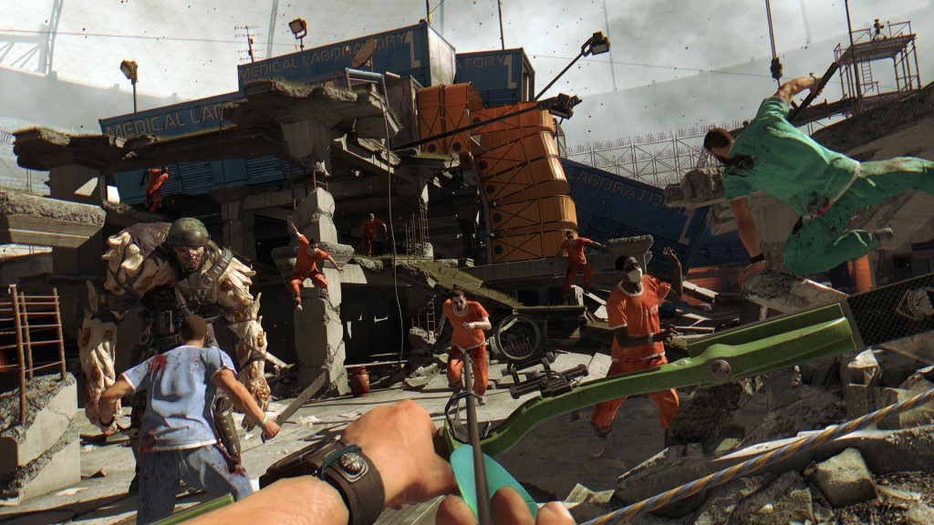 Review: Dying Light: The Bozak Horde DLC