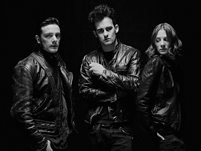Black Rebel Motorcycle Club: Destination Desolation
