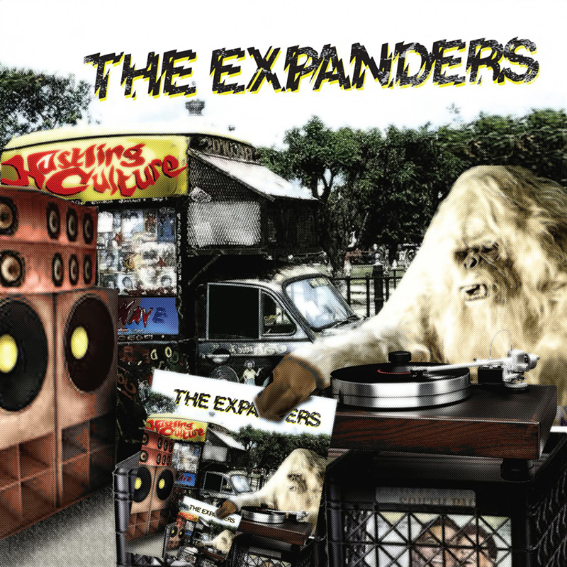 Review: The Expanders – Hustling Culture