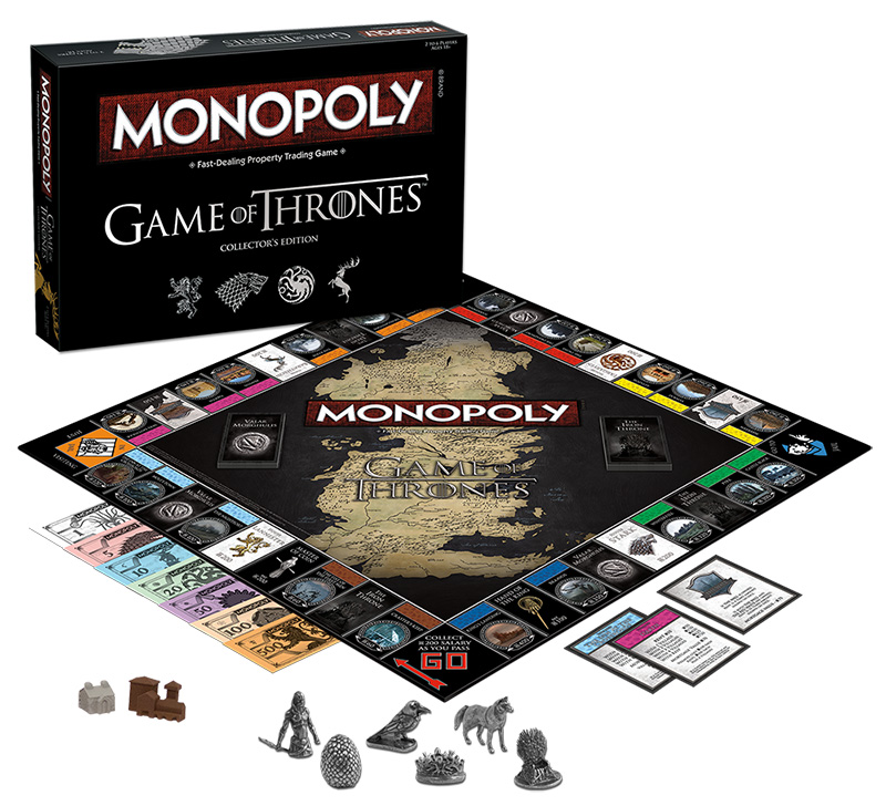 Review: Monopoly – Game of Thrones Edition