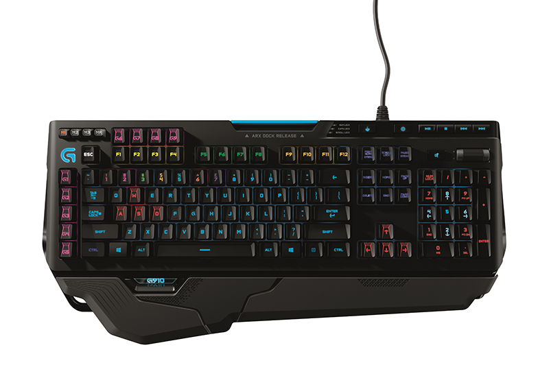 Logitech Gamer Gear: Orion Spark and Daedalus Apex