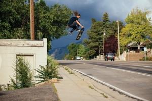 Caleb Orton, acid drop to street.