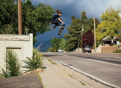 Caleb Orton, acid drop to street.