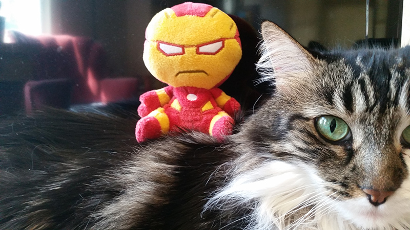 Review: Funko Mopeez Iron Man Plush