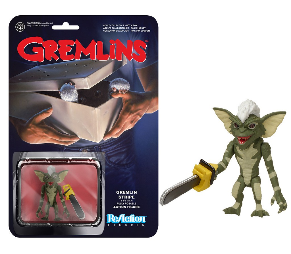 Review: Gremlins ReAction Figures