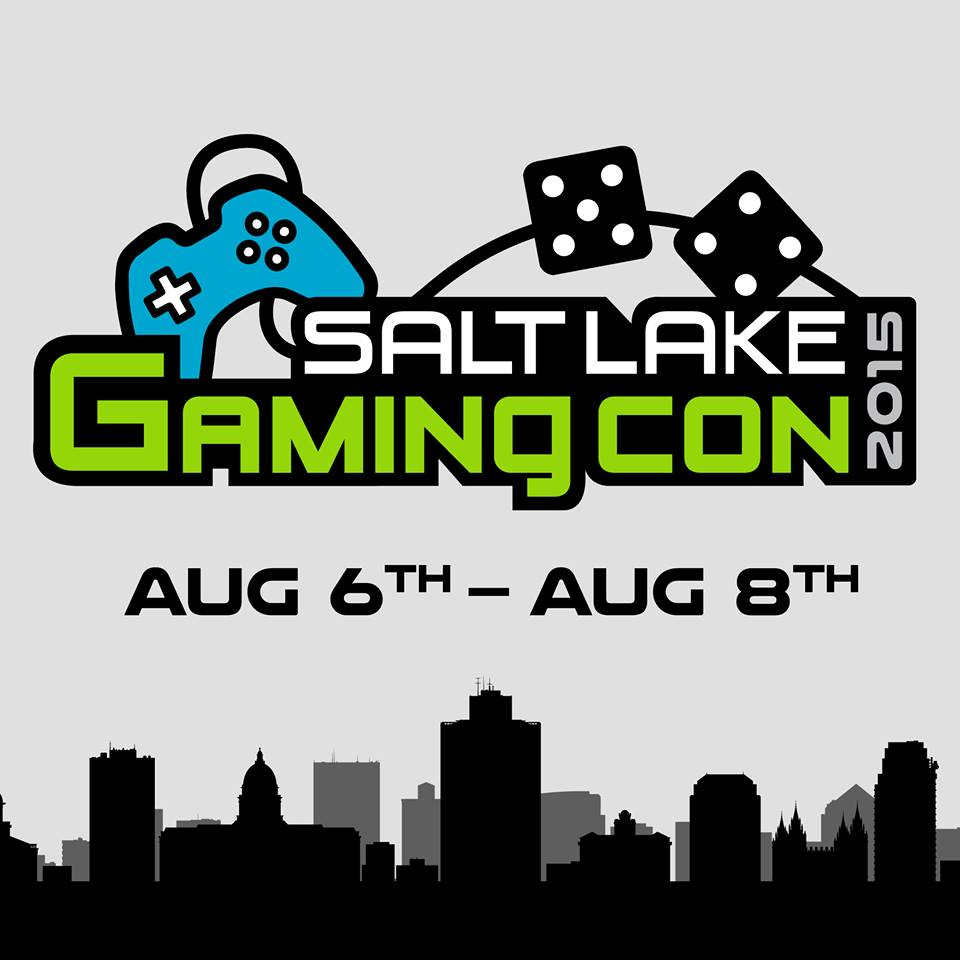 Salt Lake Gaming Con – Day One