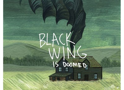 Review: Black Wing – …Is Doomed