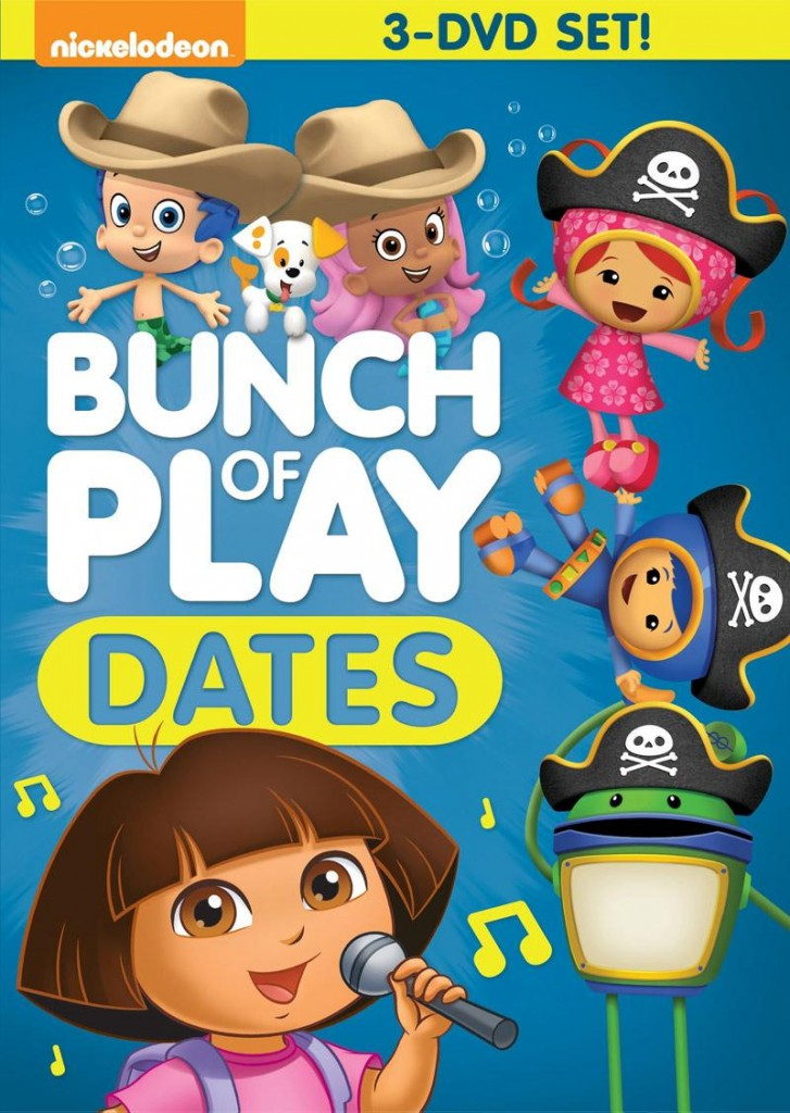 Review: Nickelodeon – Bunch of Play Dates