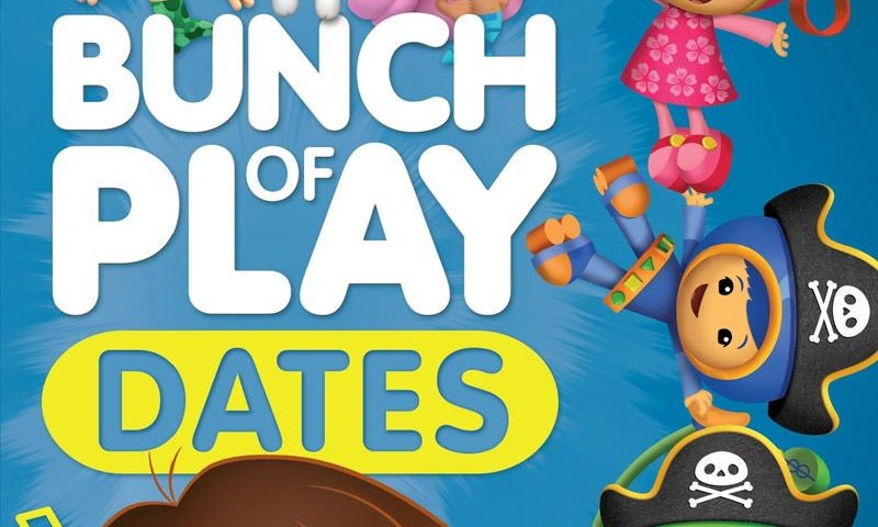 Nickelodeon: Bunch of Play Dates