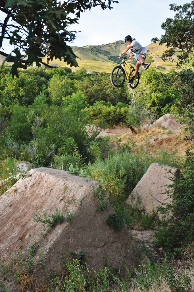 BMX Photo Feature: Cody Gessel