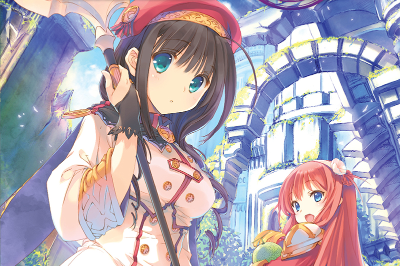 Review: Dungeon Travelers 2: The Royal Library & The Monster Seal