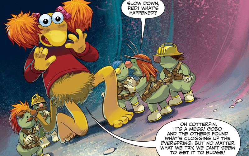 Review: Fraggle Rock: Journey to the Everspring