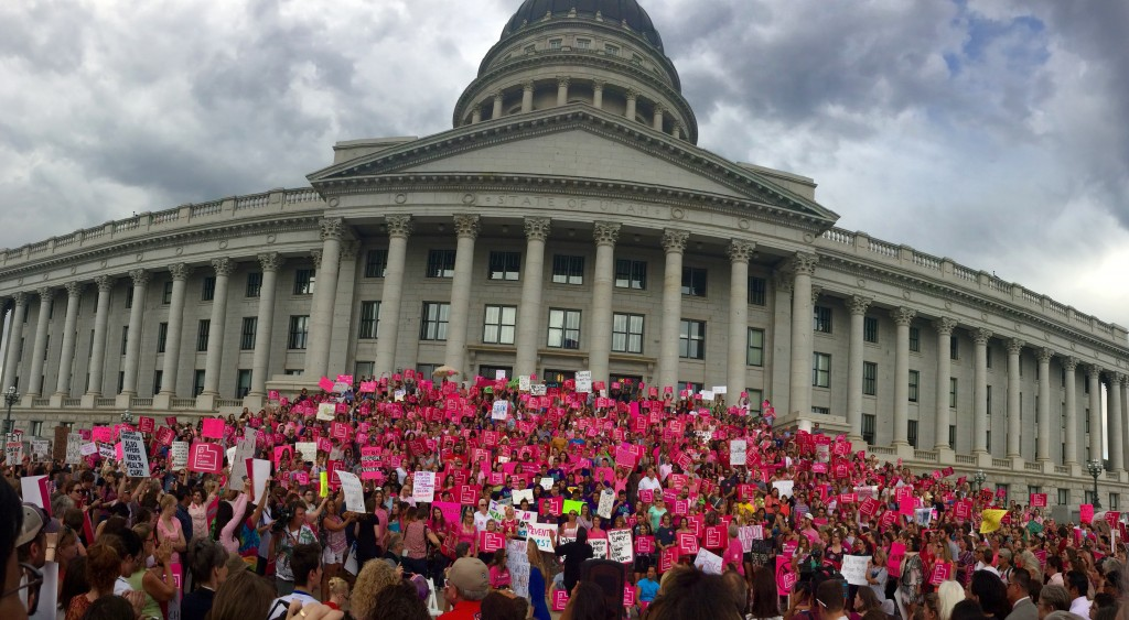 Rally at the Capitol: Stand with Planned Parenthood Official Press Conference